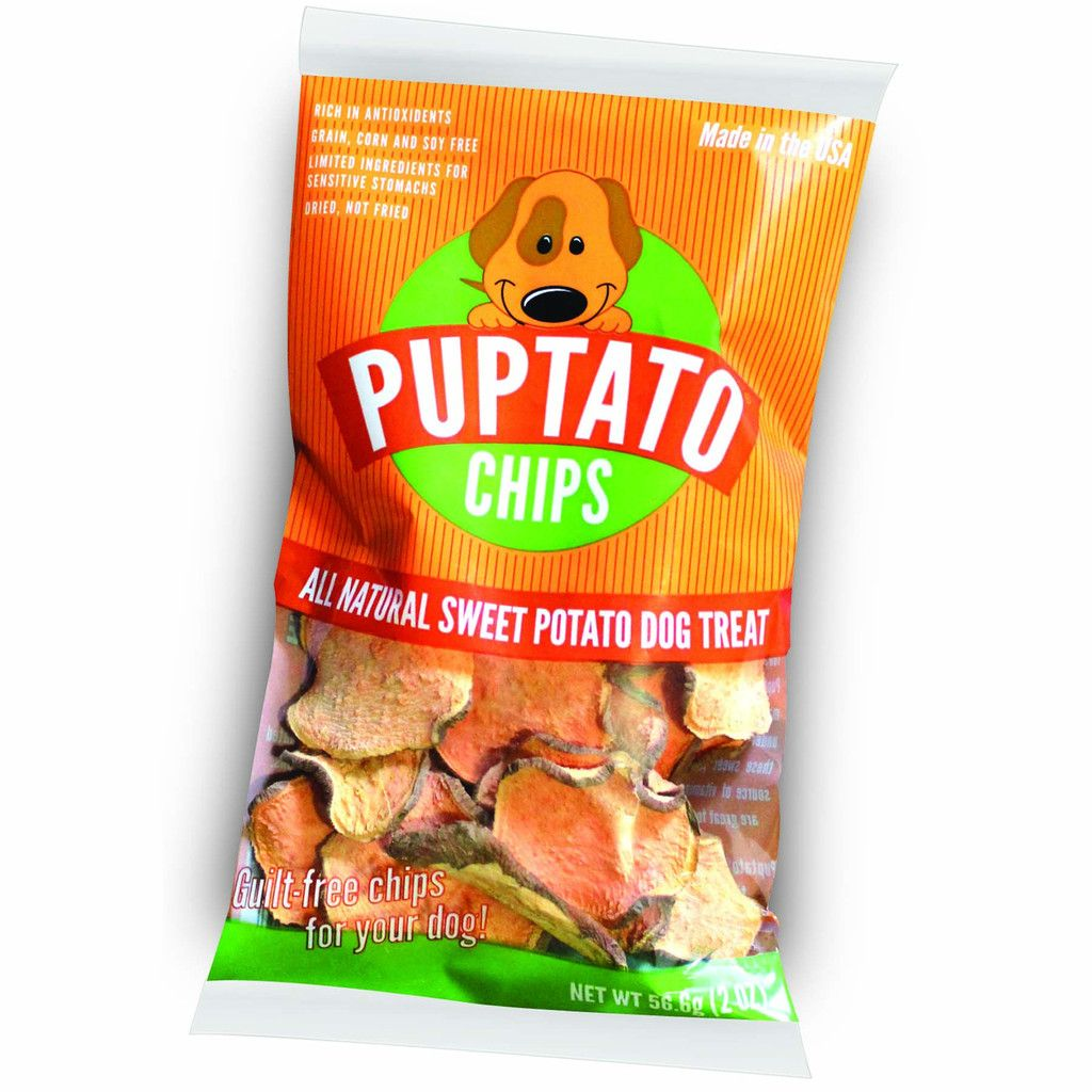 Puptato Chips by Puppy Cake a healthy treat for Fido 995