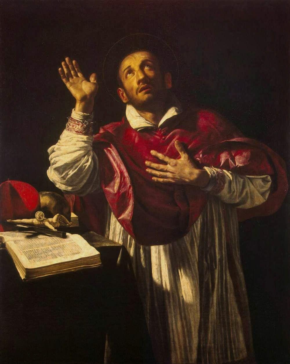 Andreia Horta A Cura orazio borgianni, st carlo borromeo   saint charles borromeo
