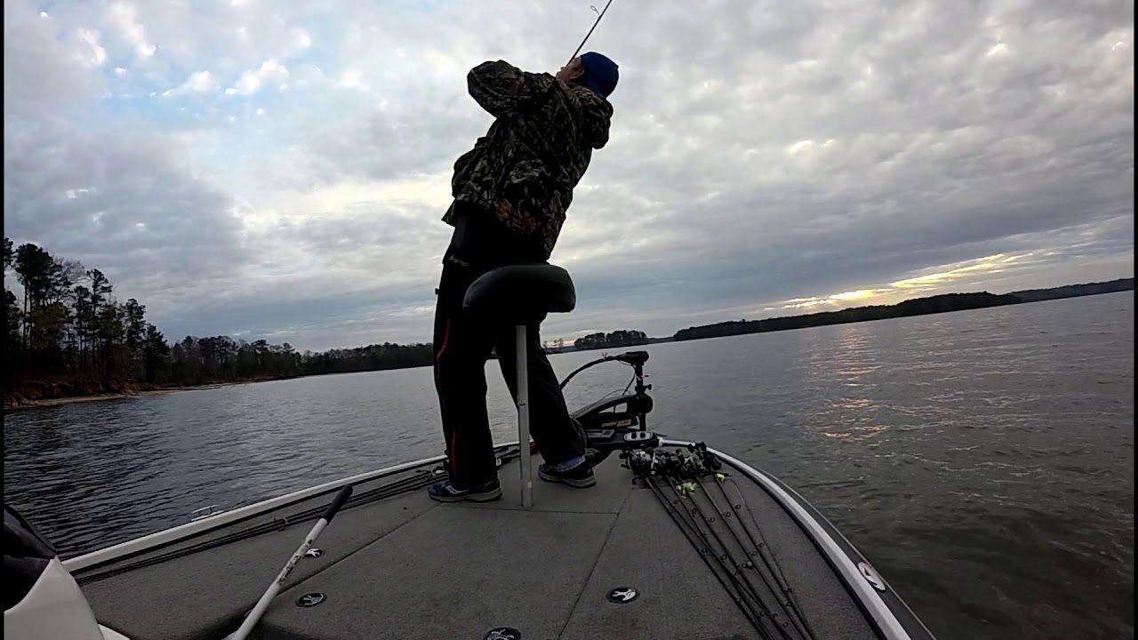 Bass fishing lake martin late march bass fishing bass