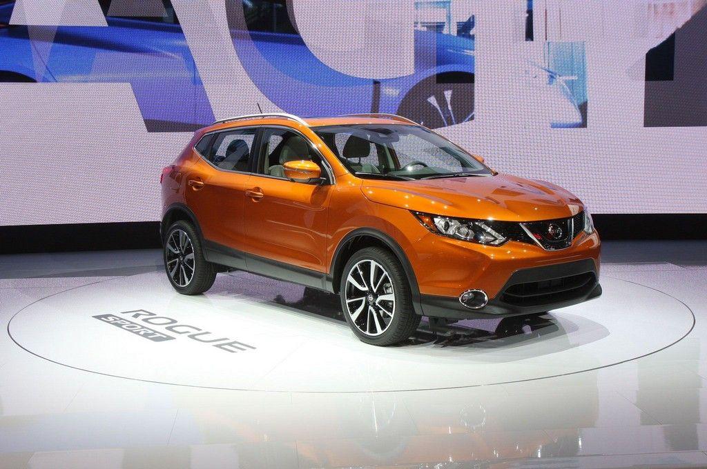2018 Nissan Rogue sport Nissan rogue, Nissan, Rogues