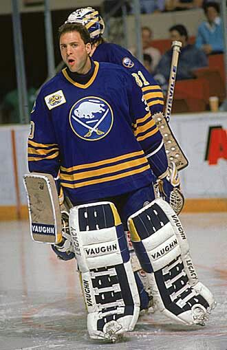 Clint Malarchuk Nhl Goalies Ice Hockey Hockey Goalie Mask