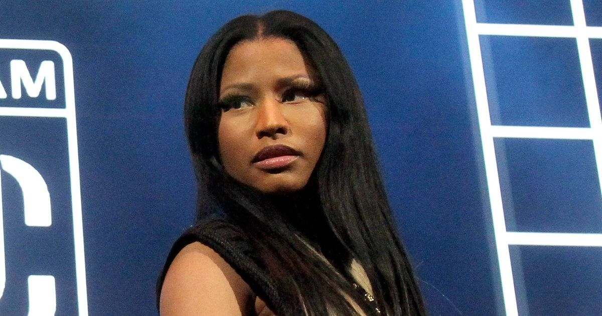 Nicki Minaj Is Not Impressed With This Horrible Bill Cosby ...