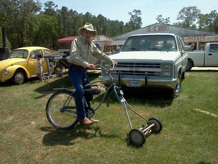 You know you're a redneck when....