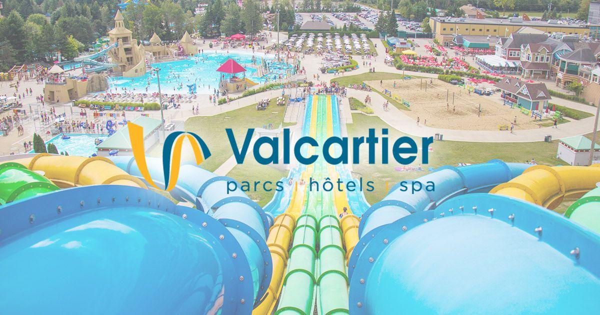 Village Vacances Valcartier Sorties familiales Pinterest Arcade