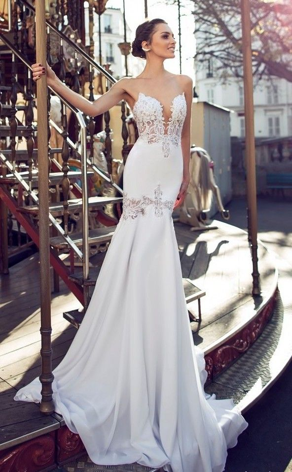 wedding dress | Vestidos de novias | Pinterest | Boda, Vestidos de ...