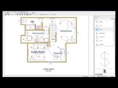 wiring your basement basement electric design plan youtube rh pinterest co uk Basement Plan Wiring -Diagram Wiring Basement Wall