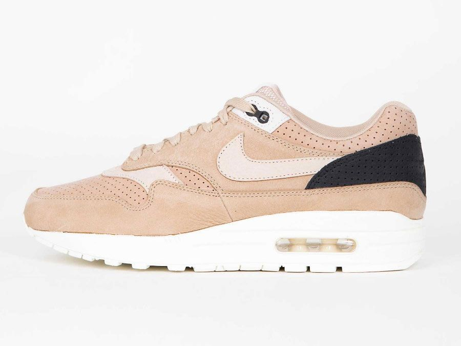 finest selection c34ca f4048 NikeLab Air Max 1 Pinnacle - Mushroom   Oatmeal - Bio Beige - Light Bone