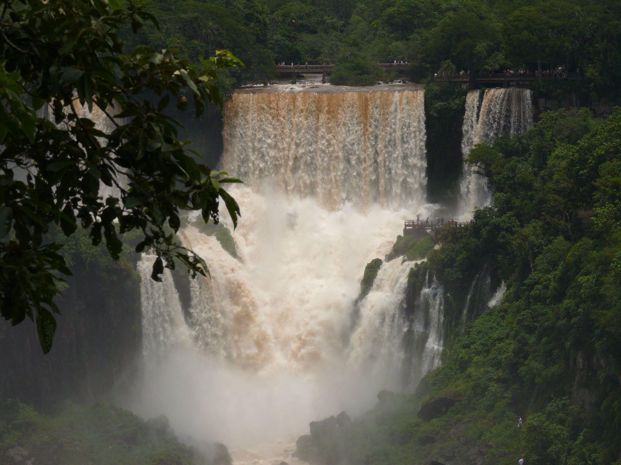 Foto minha☺️☺️ Foz do Iguaçu