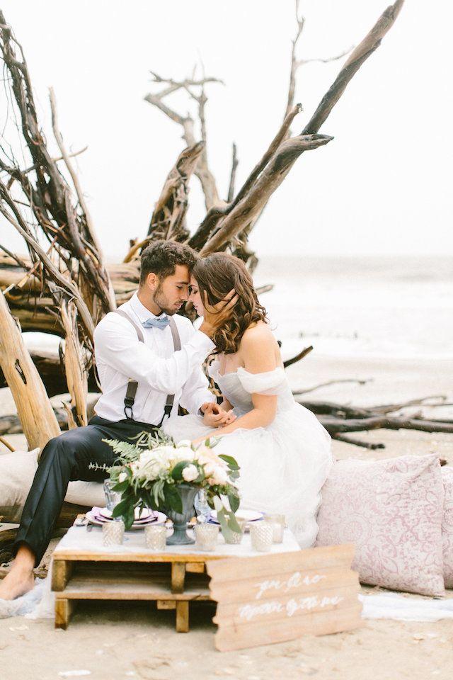 c87f2d0ee4 stormy, romantic, and organic beach elopement | BEACH | NAUTICAL ...