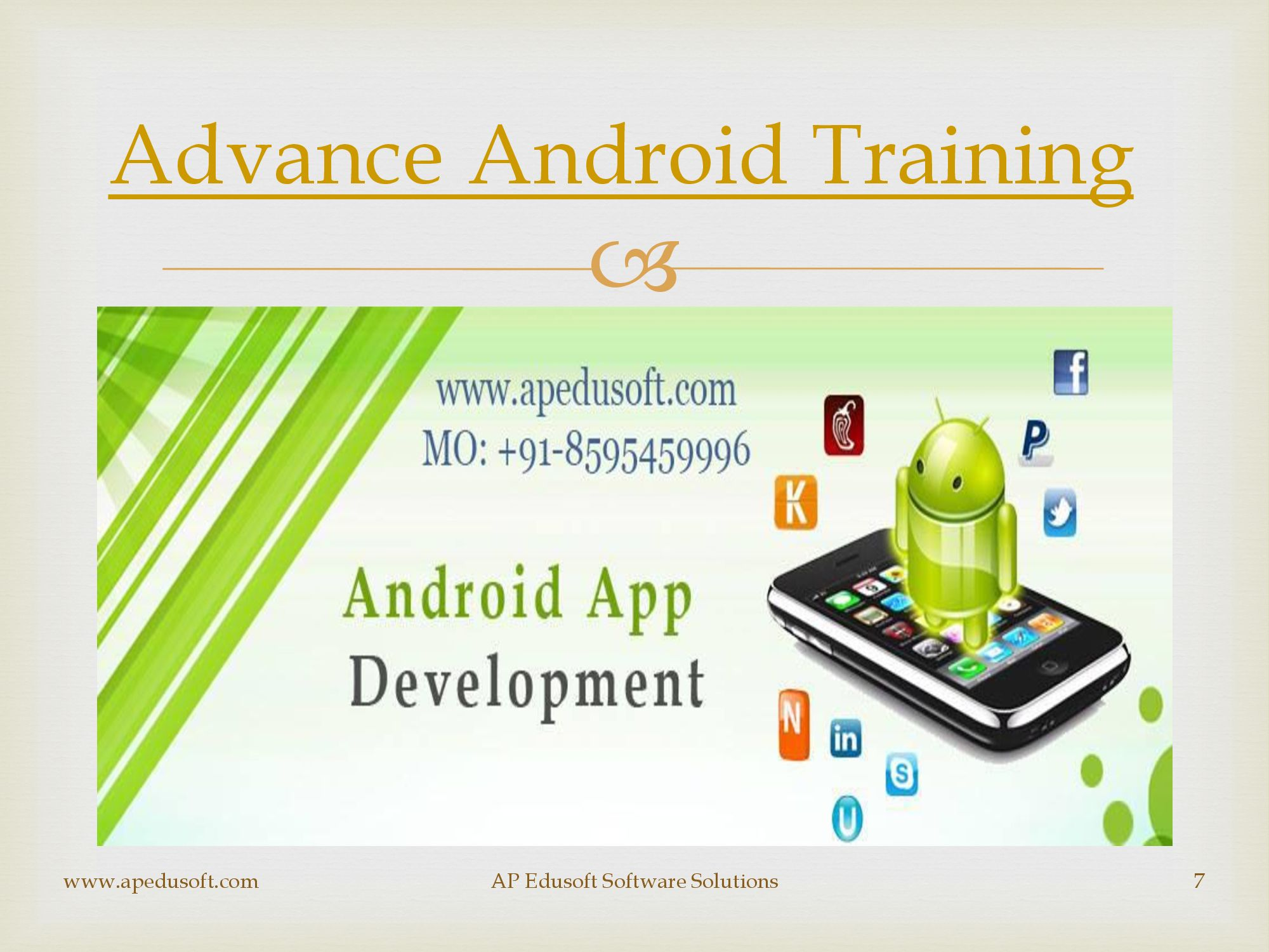 AP Edusoft Software Solutions is leading Mobile
