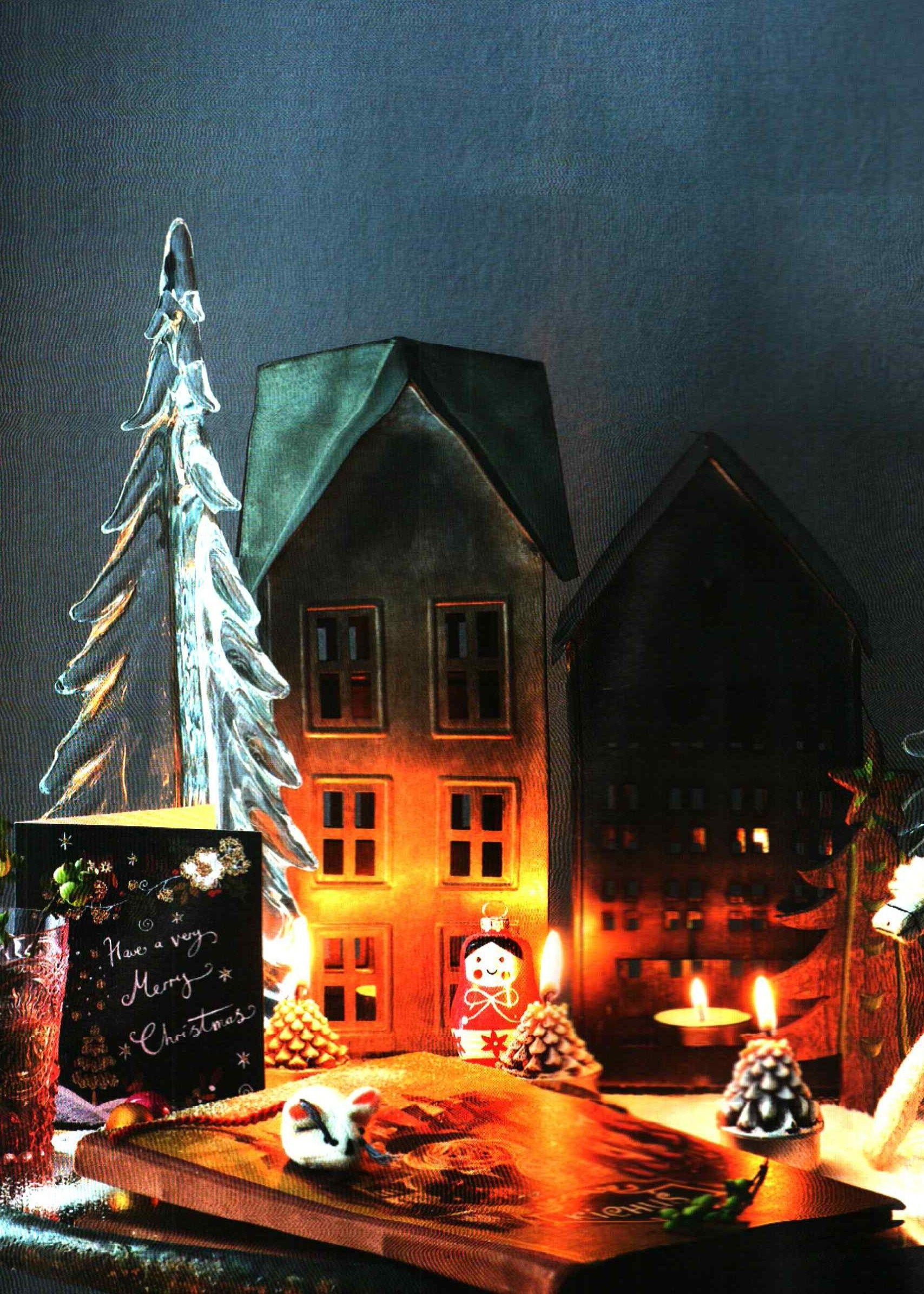 British Homes and Gardens Dream Christmas 2013