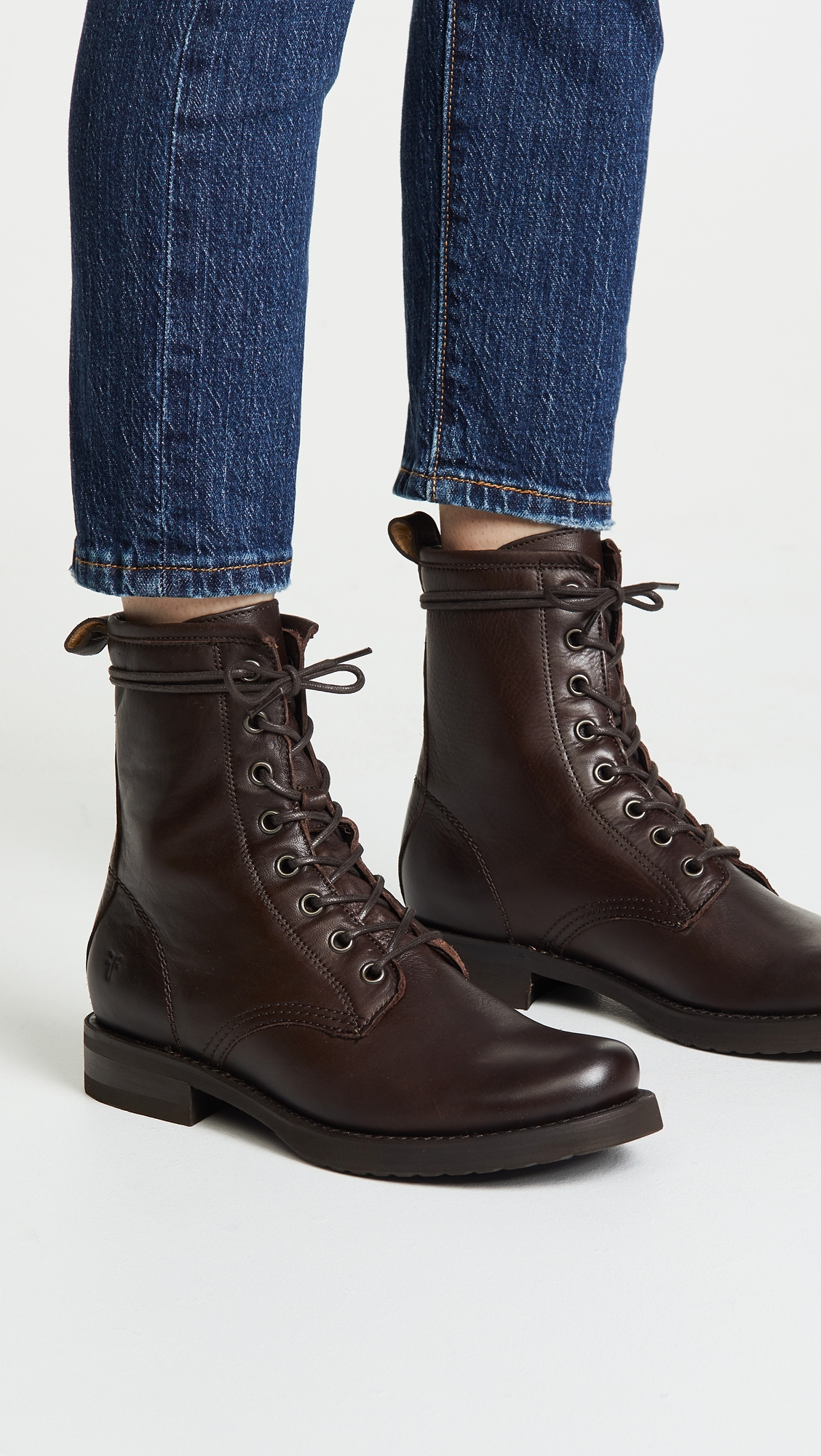 Veronica Combat Boots in 2019  b2d99814ae03