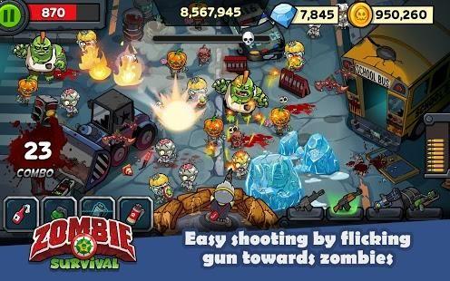zombie evil mod apk versi terbaru
