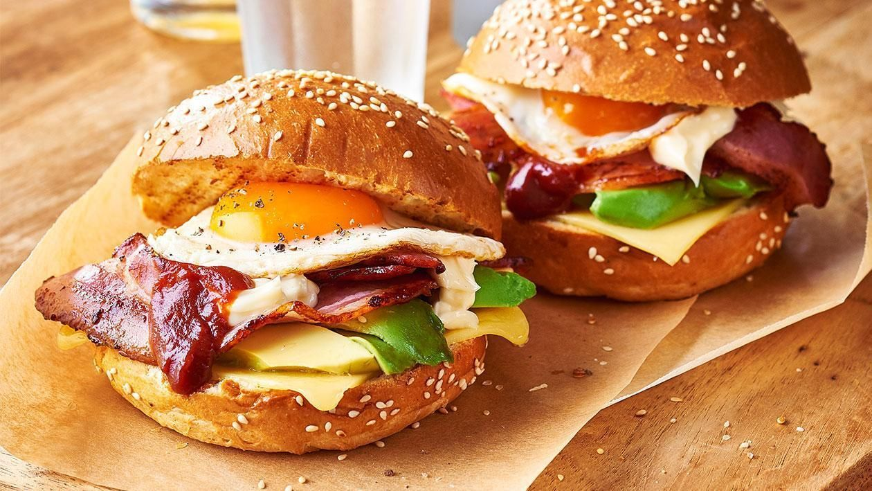 Egg And Bacon Roll Food Recipes Reddit Sandwich Summer Bacon Roll Best Burger Recipe Bacon