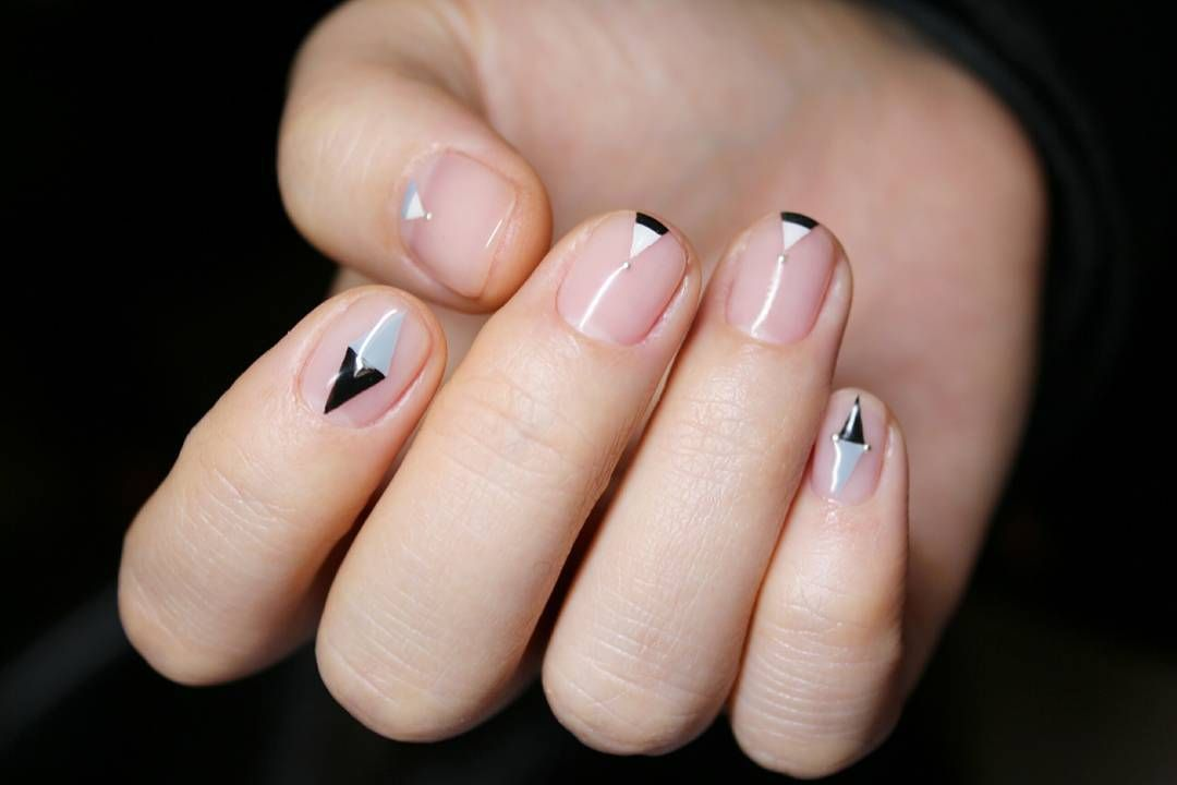 «#simple #nail