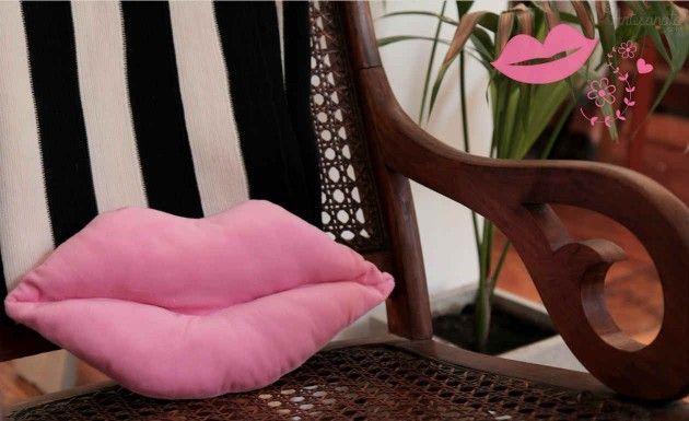 5 formas criativas de fazer almofada