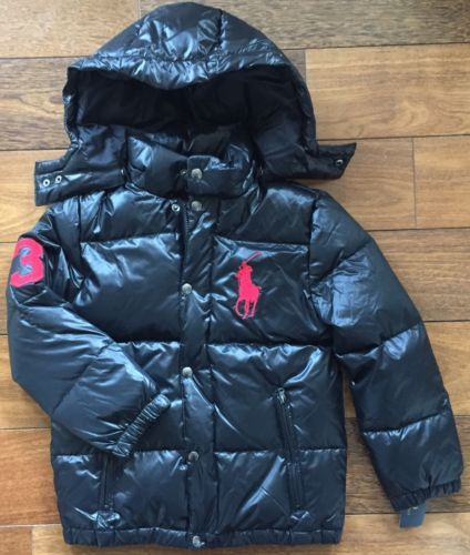 Boys Ralph Lauren175 Outerwear 51933Polo Down Puffer Jacket uiOPXZkT