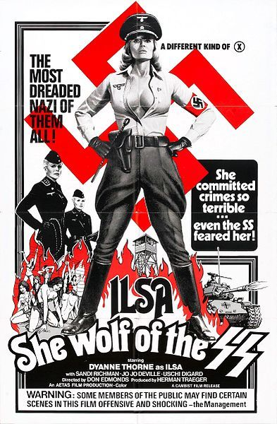 Ilsa, She Wolf of the SS (1975) [U.S.A./West Germany]
