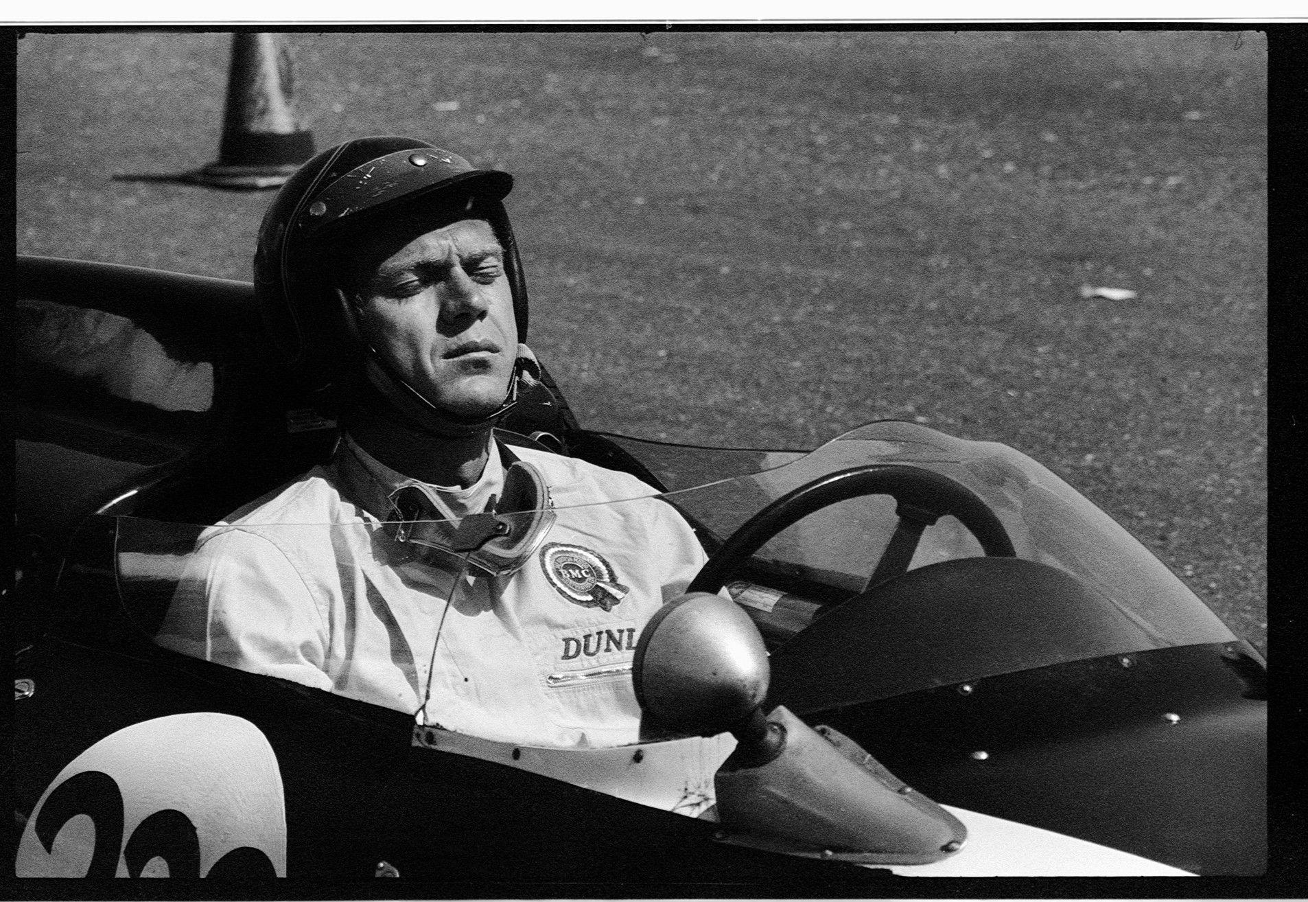 Steve McQueen | In Racing