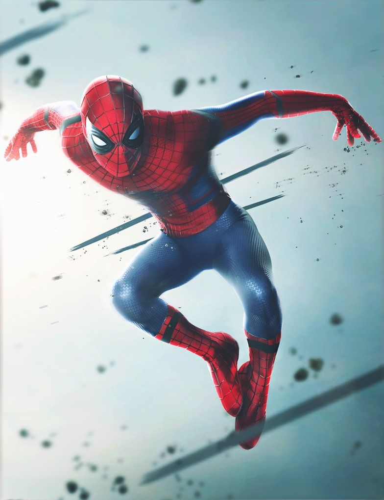 #Spiderman #Fan #Art. (Civil War Spidey) By: Ehnony. (THE * 5 * STÅR * ÅWARD * OF: * AW YEAH, IT'S MAJOR ÅWESOMENESS!!!™)[THANK U 4 PINNING!!!<·><]<©>ÅÅÅ+(OB4E)