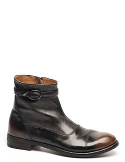 Officine Creative Burnished Buckle Boot Buckle Boots Boots