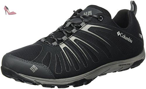 Columbia Conspiracy Razor Ii Outdry, Chaussures Multisport Outdoor Homme,  Noir (Black/Cool