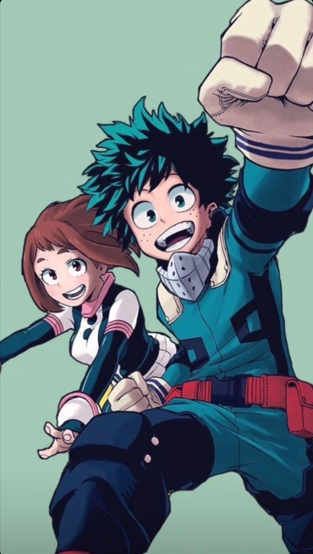 Uraraka Deku My Hero Hero My Hero Academia Episodes