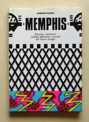 Memphis by Barbara Radice, cover.