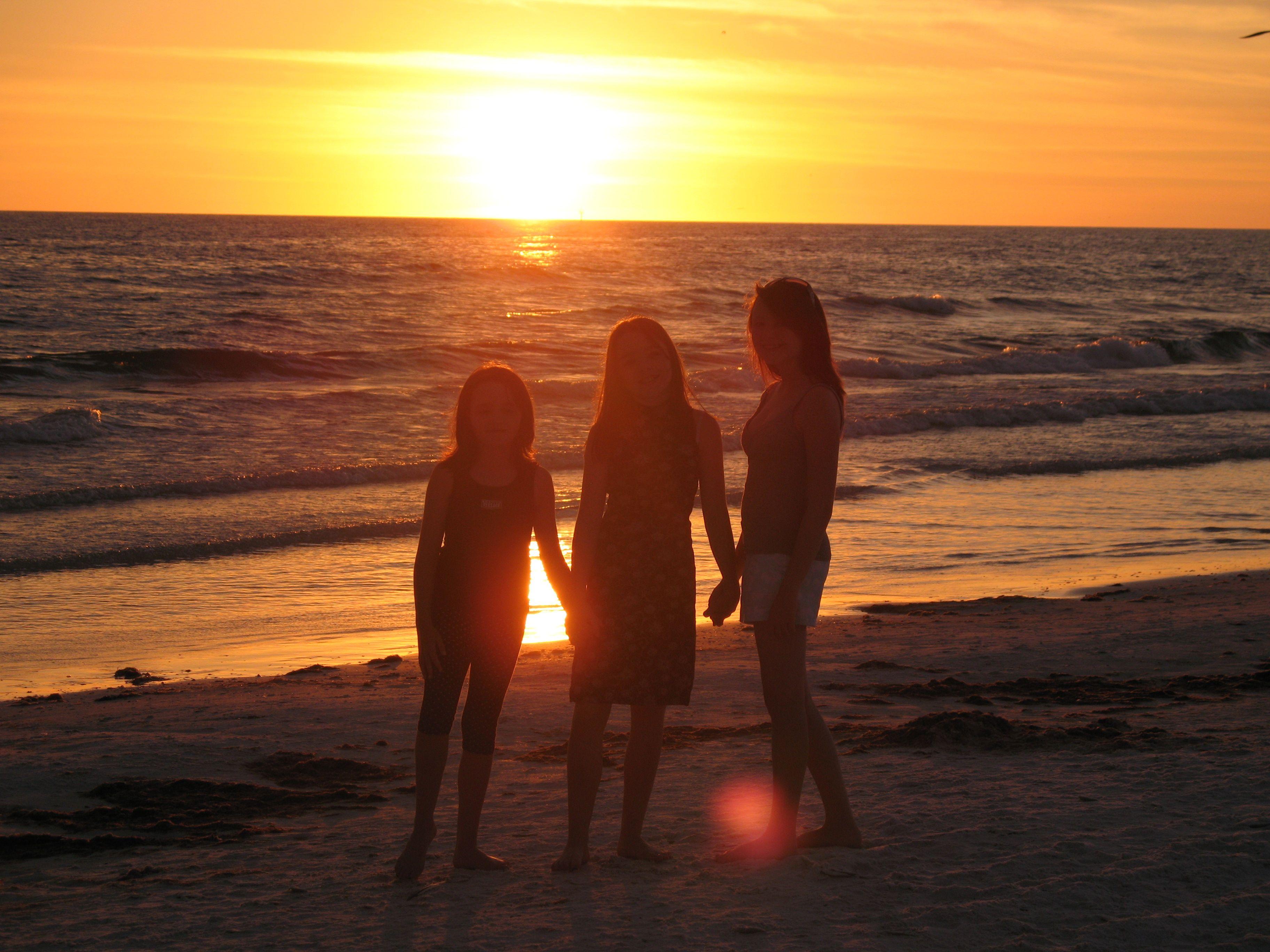 Sunset on Siesta Key #Sunset #Florida