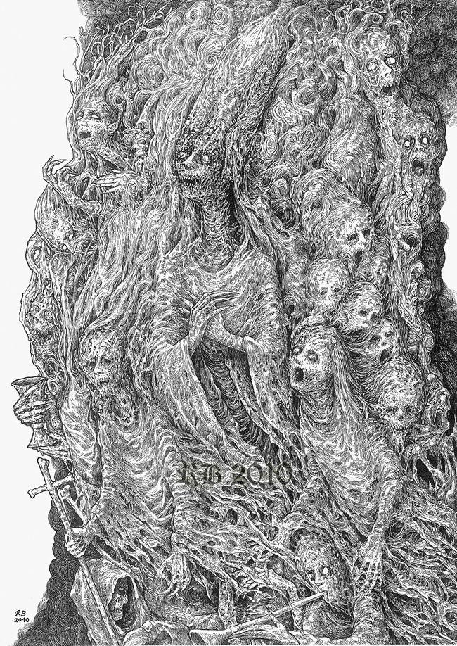 Martyrs Inferno by Scytheprayer on DeviantArt