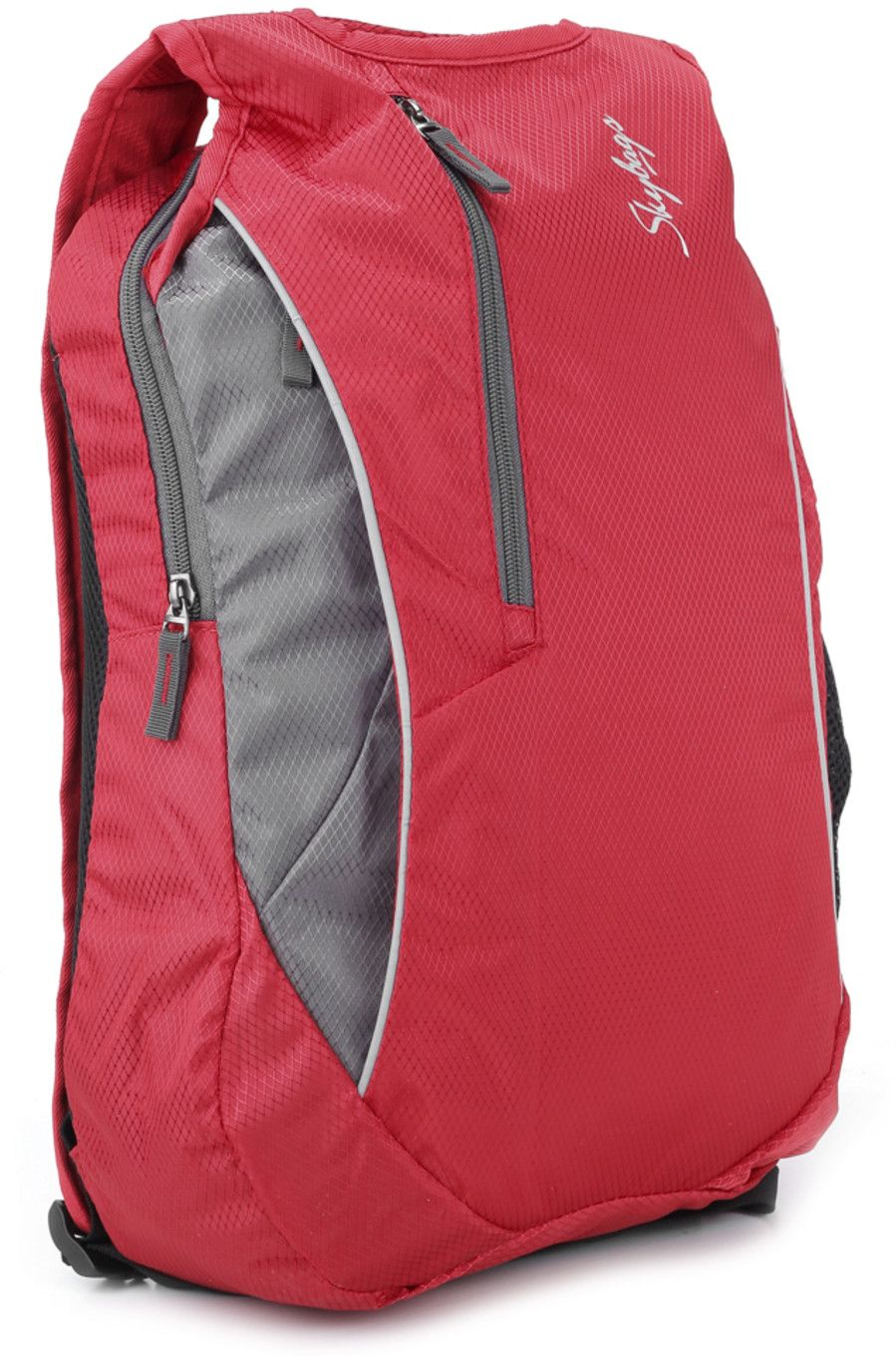 ceee749184  Skybags Surf 03  Backpack (Red) Buy Now Rs. 1