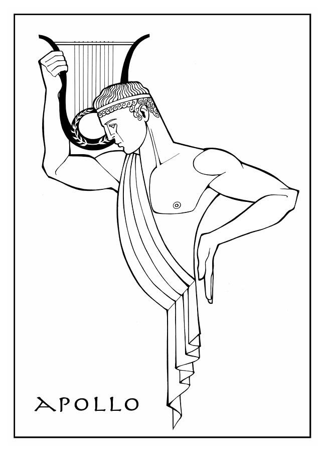 Clipart Of Greek Mythology