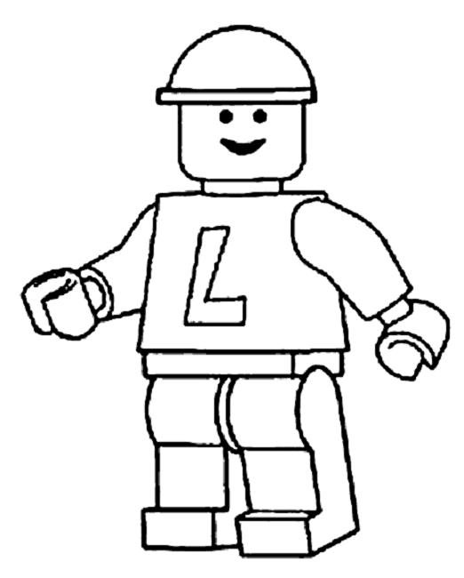 Lego Spiderman Ausmalbilder 846 Malvorlage Lego: Lego Coloring Pages Free