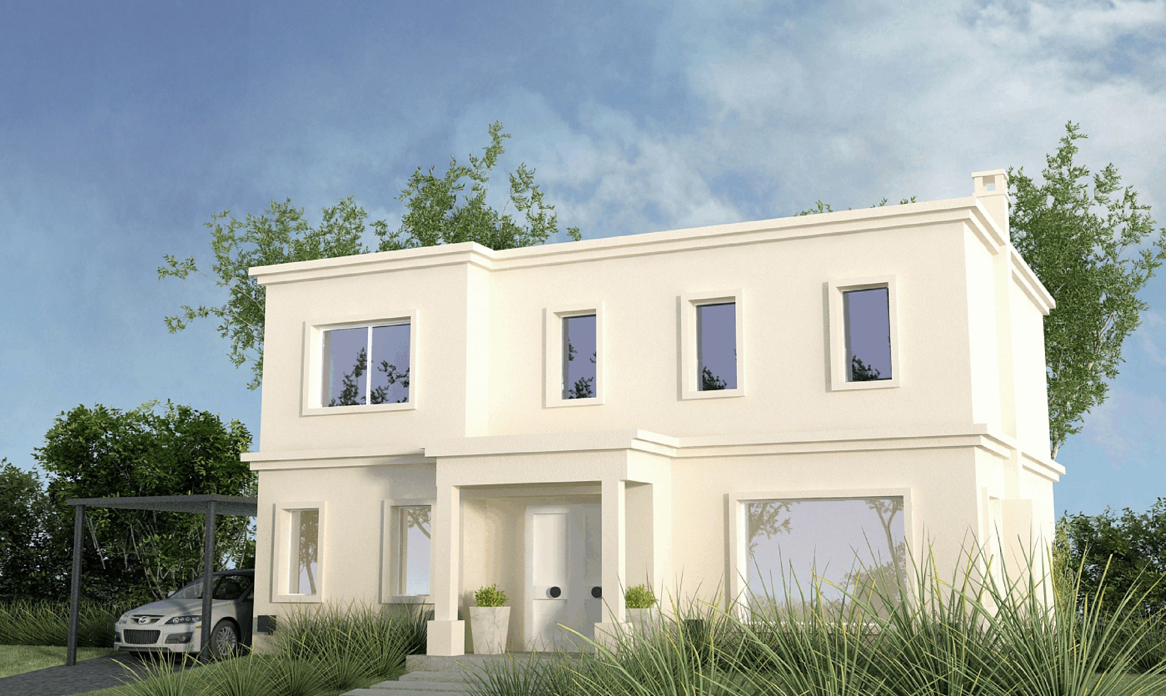 DT 16 Casa llave en mano de 160m², con 6 estilos