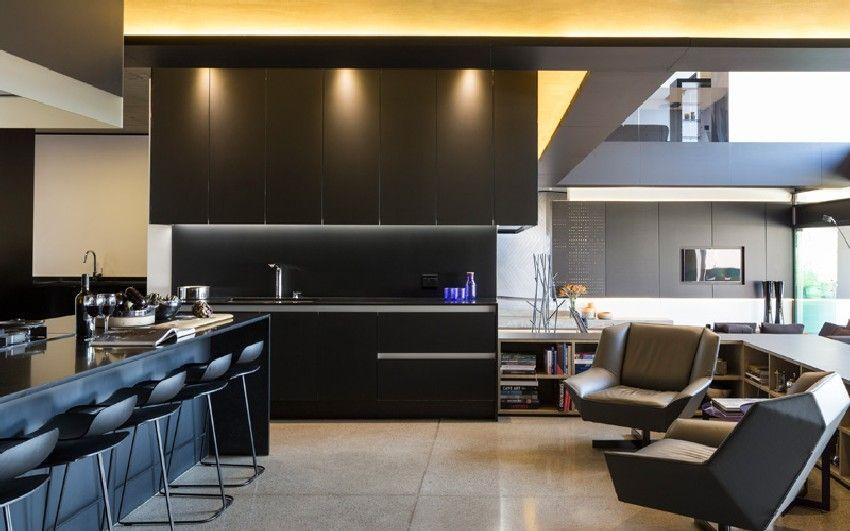 casa acero12 | interiorismo | Pinterest | Arquitectura moderna ...