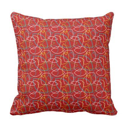 Pattern Decorative & Throw Pillows | Zazzle