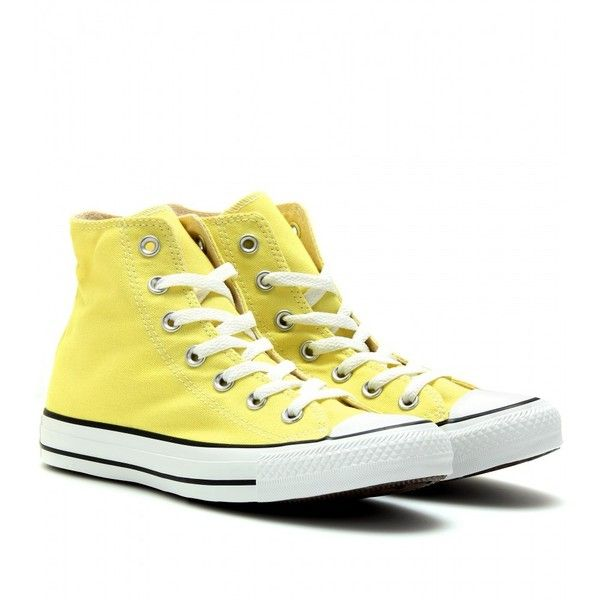 4b3589fdd6b Converse Chuck Taylor All Star High-Tops ( 70) ❤ liked on Polyvore  featuring shoes