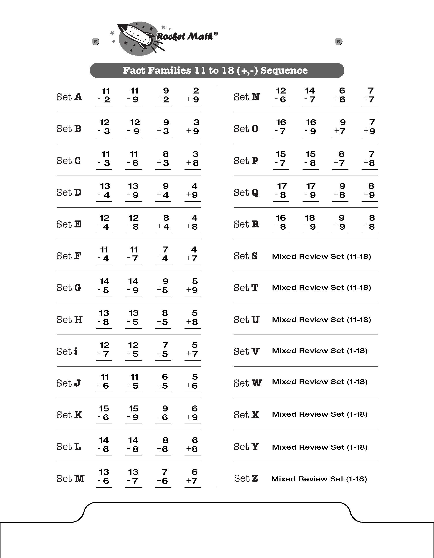 1st Grade Addition Worksheets