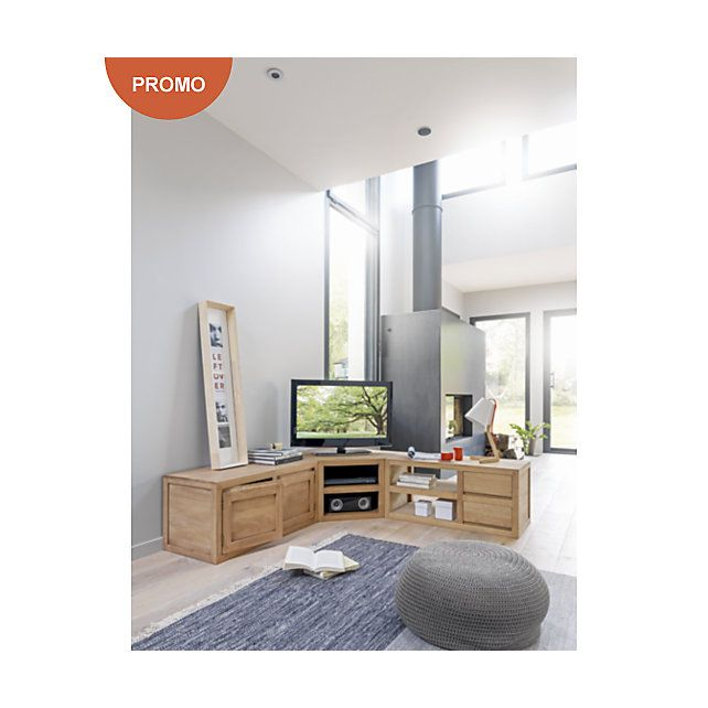 8 idees de meuble tv d angle meuble