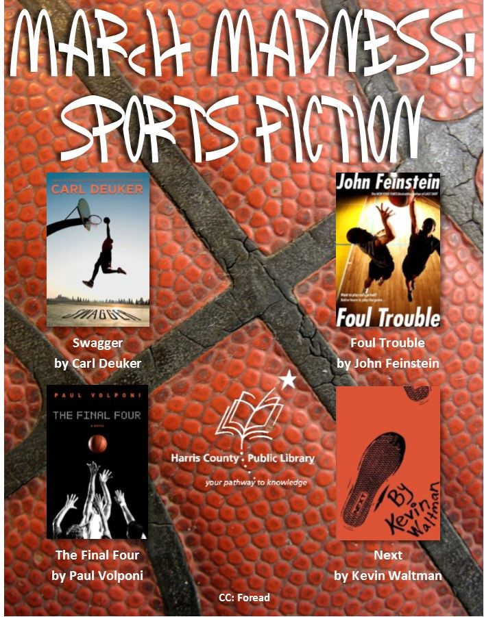 Teen sports fiction
