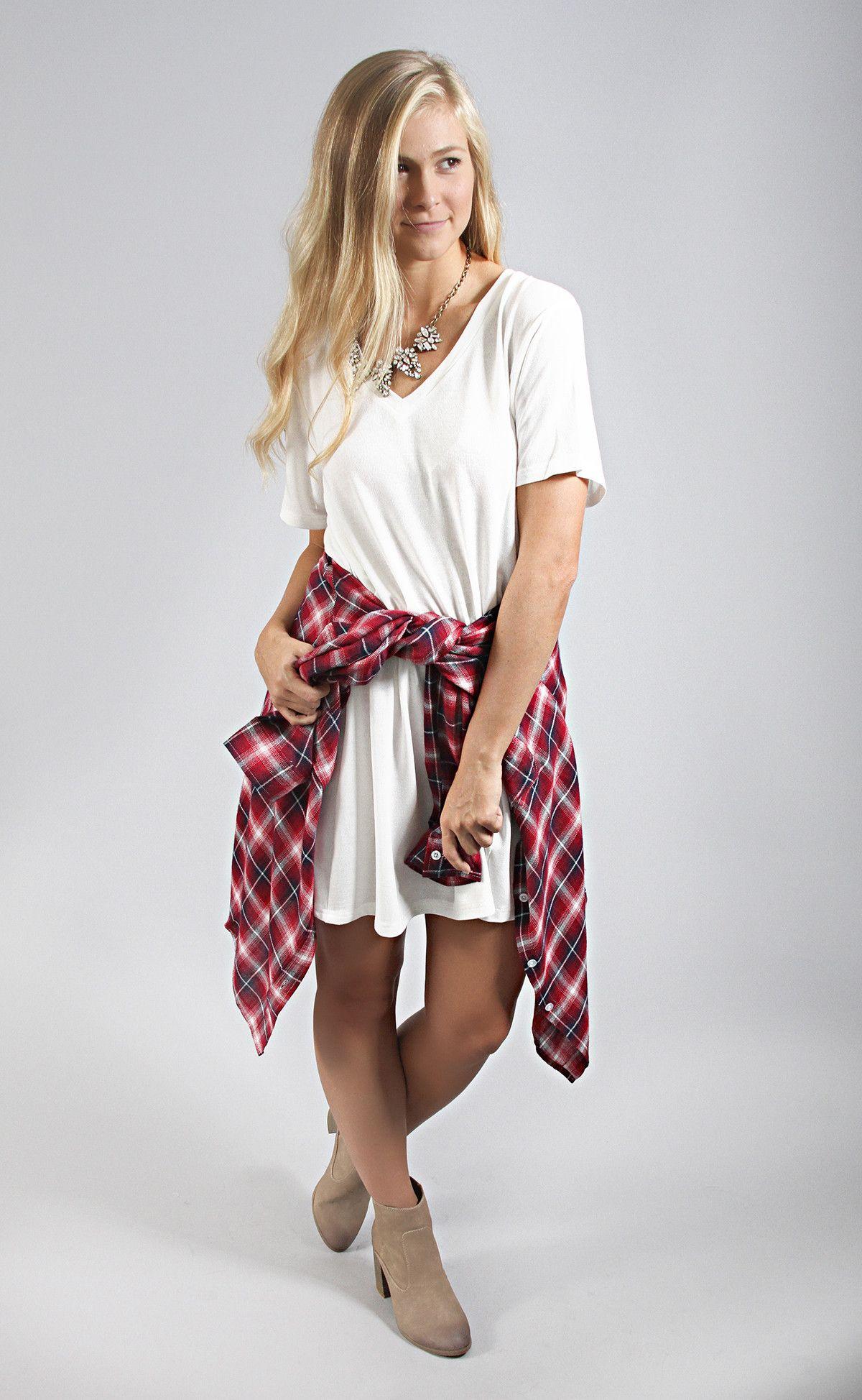 cream of the crop swing dress from ShopRiffraff.com
