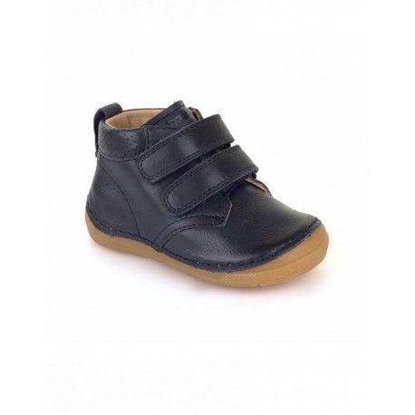 b02d775184e7 Froddo - detská kožená obuv - dark blue