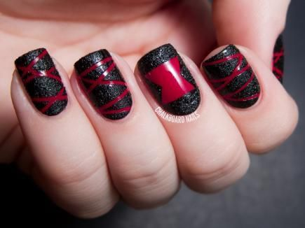 easy nail arts for beginners  halloween nails halloween