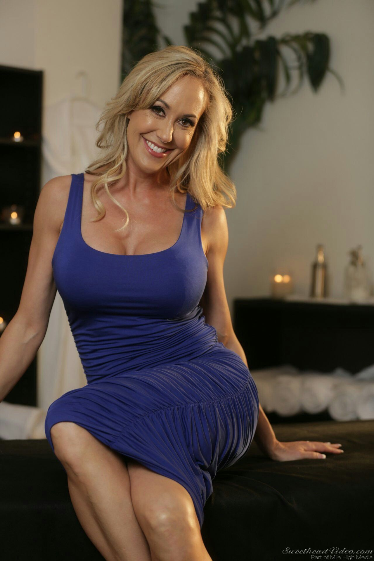 Brandi Love Growing Older Gracefully and Keeping The