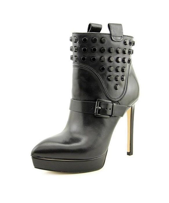 Michael Michael Kors Bryn Bootie   Pointed Toe Leather  Bootie