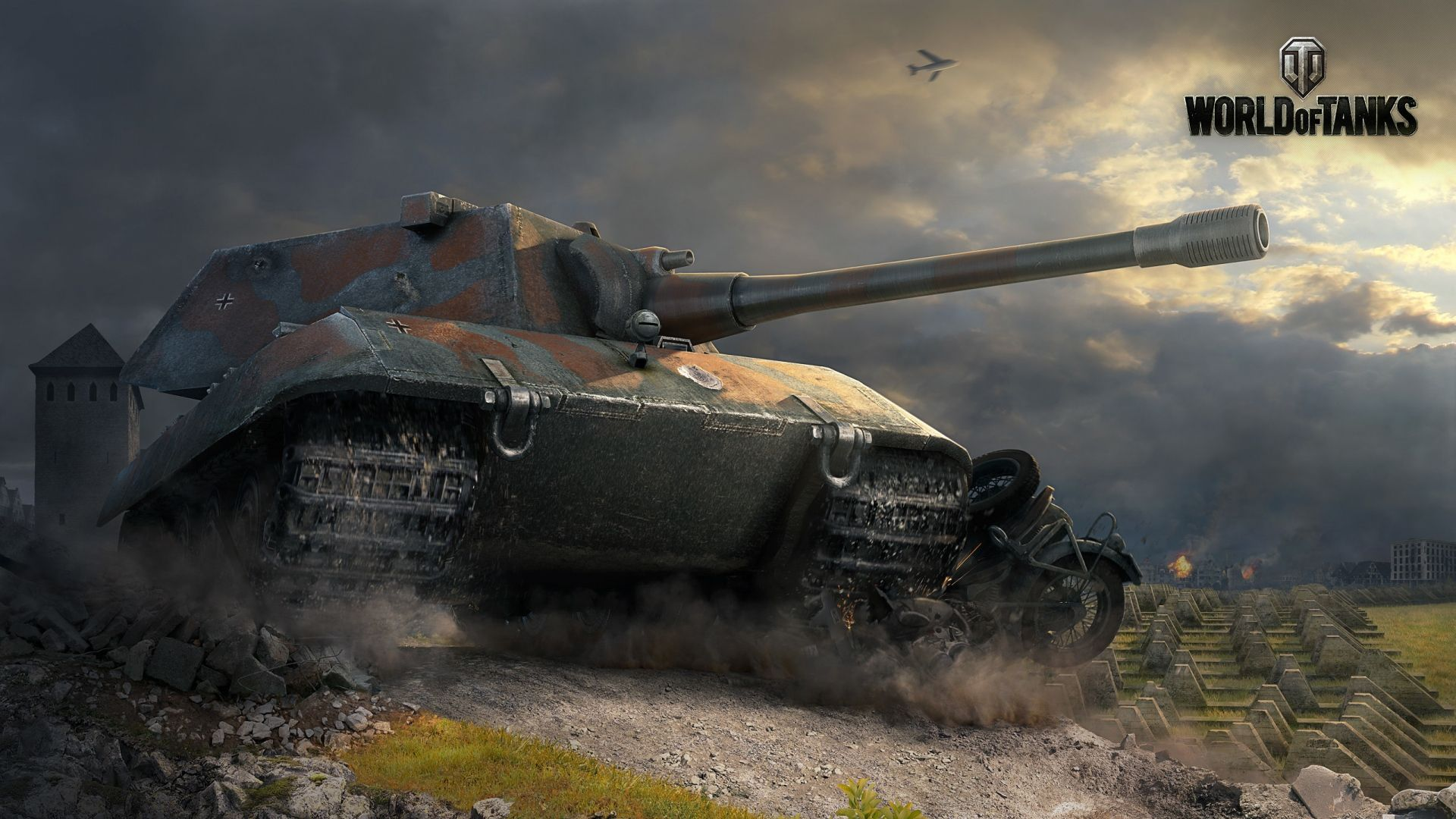 Full HD 1080p World Of Tanks Wallpapers Desktop Backgrounds