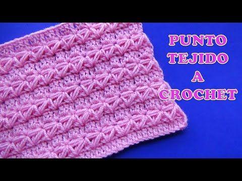 Cuadrado a crochet paso a paso en punto abanicos para - Colchas a ganchillo muestras ...