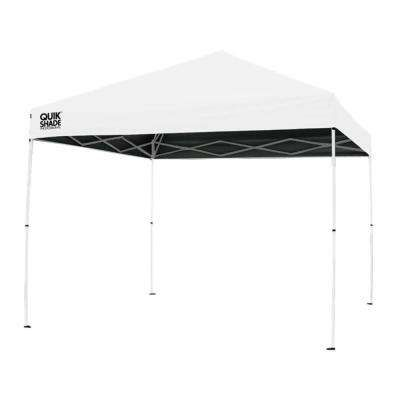 P100 Professional 10 Ft X 10 Ft White Canopy White Canopy Pop Up Tent House Tent