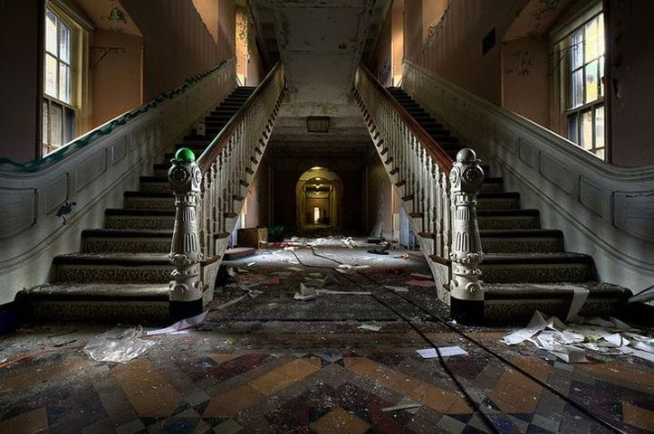 Greystone Park Psychiatric Hospital (New Jersey)   20 Haunting Pictures Of Abandoned Asylums