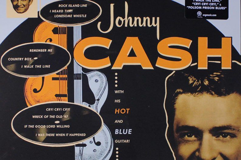 Country album spotlight week 1 johnny cash with his